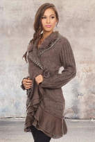 People Outfitter Ailith Wool Cardigan