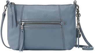 The Sak 108911DEN Sequoia Zip Top Crossbody Bag