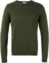 Sun 68 crew neck jumper - men - Cotton - S