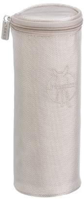 Lassig LBHS105 Classic Bottle Holder Single, Style: Solid, Color: Beige