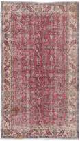 Ecarpetgallery eCarpet Gallery 200916 Hand-Knotted Anadol Vintage Traditional 3' x 6' 100% Wool Kitchen Dining Room Area Rug