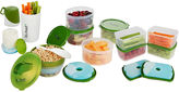 Fit & Fresh FIT AND FRESH Perfect Portion Container Kit