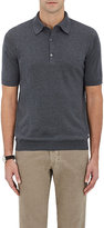 John Smedley Men's Cotton Polo Shirt