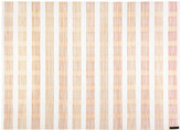 Chilewich Stitch Rectangle Placemat - Coral