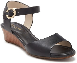 Cole Haan Evette Strappy Wedge Sandal
