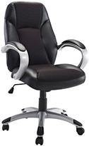 Apt2B Hayworth Ergonomic Office Chair BLACK