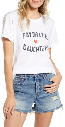 Sub Urban Riot Favorite Daughter Graphic Tee