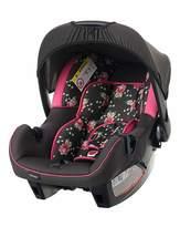 O Baby Obaby 0+ Car Seat - Grey Rose