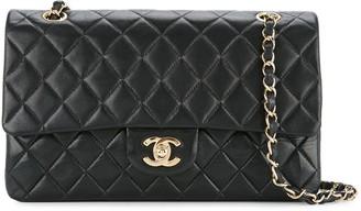 Chanel Pre-Owned double flap shoulder bag