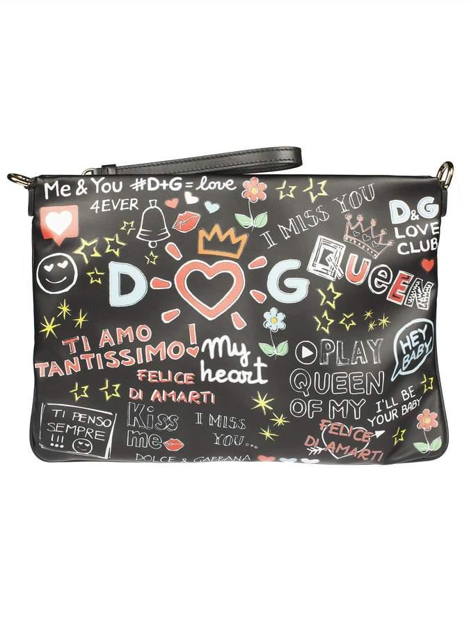 Dolce & Gabbana Cleo Shoulder Bag