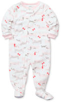Carter's Baby Pajamas, Baby Girls One-Piece Footed Coverall