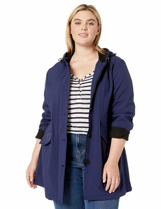 Big Chill Women's Plus Size Softshell Jacket