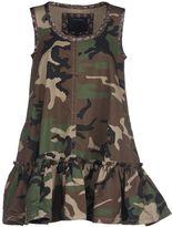 Marc Jacobs Camouflage Mini Dress
