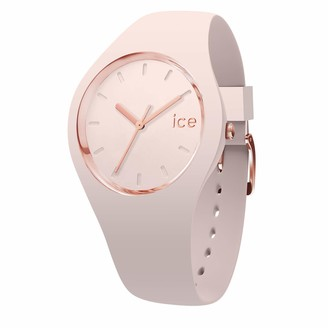 Ice Watch Ice-Watch - ICE glam colour Nude - Women's wristwatch with silicon strap - 015334 (Medium)