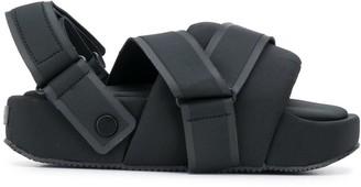 Y-3 Chunky-Platform Sandals