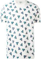 Kenzo Bermudas T-shirt - men - Cotton - M