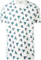Kenzo Bermudas T-shirt - men - Cotton - S