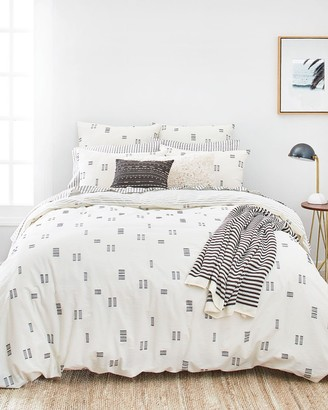 Splendid Crosshatch Comforter Set