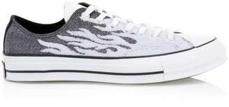 Converse Archive Print Elevated Chuck 70 Low-Top Sneakers