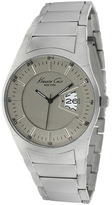 Kenneth Cole KC9291 Men's Classic Silver Stainless Steel Watch