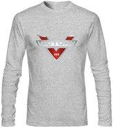 Chellina Victory Motorcycle Logo Custom Men's T Shirts XXL