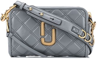 Marc Jacobs The Quilted Softshot 21 crossbody bag