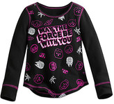 Disney Star Wars ''May the Force Be With You'' Thermal Tee for Girls