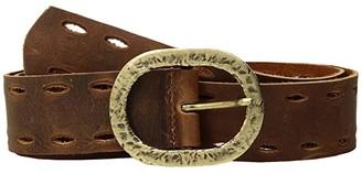 Leather Rock 1758 (Tobacco) Women's Belts