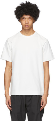 Snow Peak White Co/Pe Dry T-Shirt