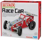 Toysmith 4M Kidz Labs Mecho Motorized Race Car Science Kit