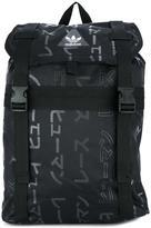 adidas 'Hu Race' printed backpack