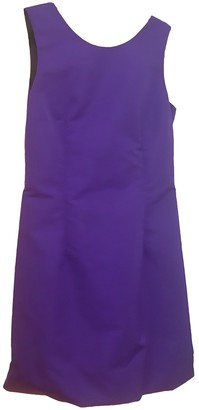 Dolce & Gabbana Purple Dress for Women