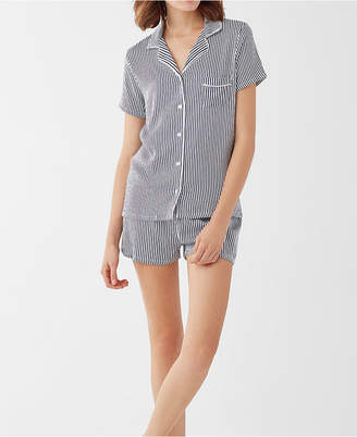 Splendid Women Notch Collar Shortie Pajama Set, Online Only
