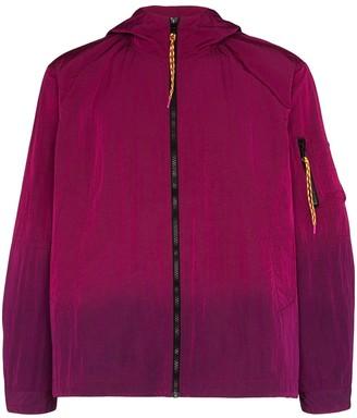 Aries Ombre-Dyed Windbreaker Jacket