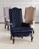 Haute House Marion Tall Back Tufted Chair