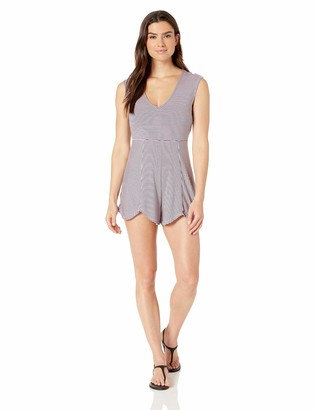 Splendid Women's Romper Cover up