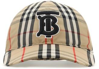 Burberry Monogram Baseball Cap