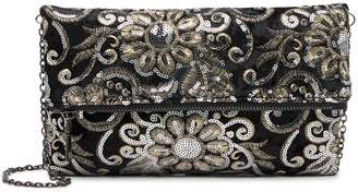 Urban Expressions Paisley Clutch