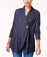 Style&Co. Style & Co Single-Button Knit Cardigan, Created for Macy's