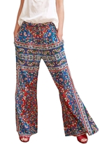 Mes Demoiselles Gypsy Wide Leg Pants