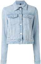 J Brand classic denim jacket - women - Cotton - S