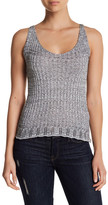 Cotton Emporium Ribbed Sweater Tank