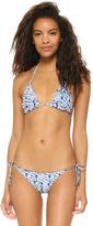 Sofia by Vix Banji Reversible Triangle Bikini Top