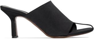Neous Jumel 80mm square-toe thong mules