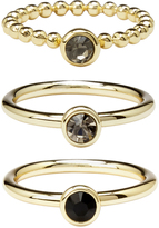 Oxford Stacey 3pc Set Rings