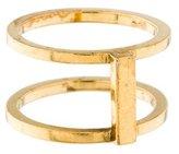Jennifer Zeuner Jewelry Double Band Ring