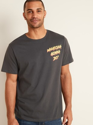 """Old Navy Bad Boys' """"Whatcha Gonna Do?"""" Graphic Tee for Men"""