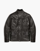 Belstaff Turner Jacket Antique Black