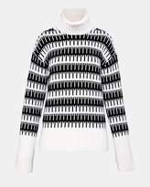 Theory Icicle Jacquard Sweater