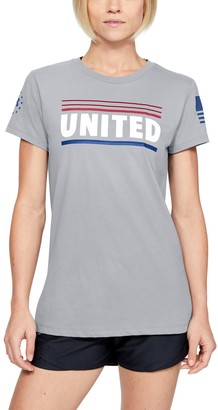 Under Armour Women's UA Freedom United T-Shirt